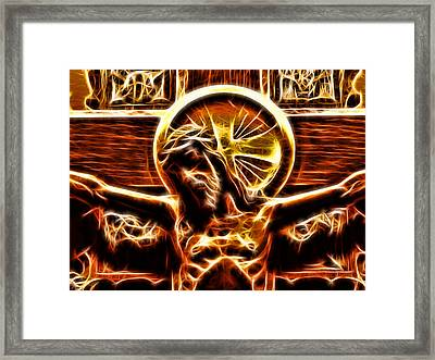 Framed Print featuring the photograph Ultimate Sacrifice by Joetta West
