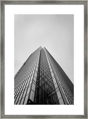 Umeda Tower Framed Print