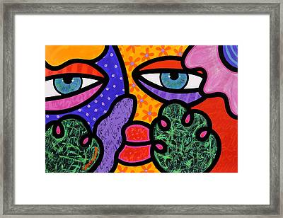 Under Cover Framed Print by Steven Scott