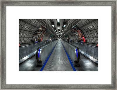 Underground Life 01 Framed Print by Svetlana Sewell