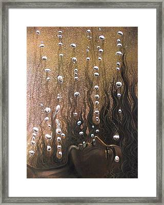 Underwater Dreams Framed Print by Joe Santana