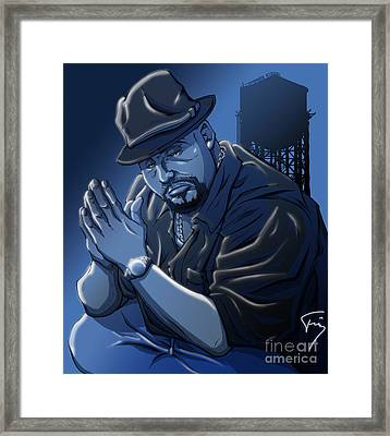Unforgettable Framed Print by Tuan HollaBack