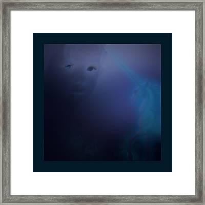 Unicorn Rhapsody Framed Print by Li   van Saathoff