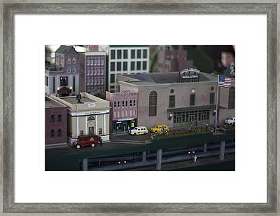 Union Station Framed Print by Kevin  Sherf
