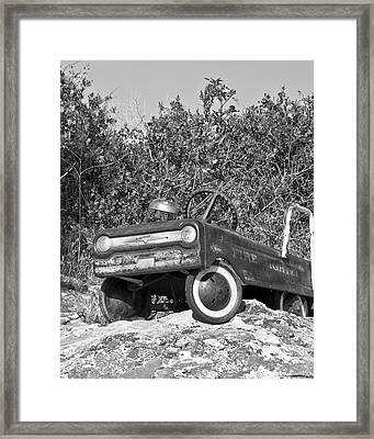 Unit One Rolling Framed Print by Paul Weber