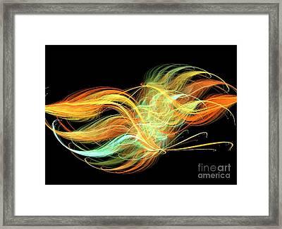 Unity Framed Print by Kim Sy Ok