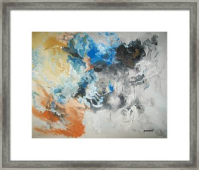 Unlimited Framed Print by Raymond Doward