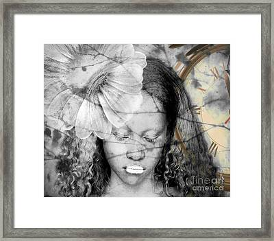 Unmatched Dreams  Framed Print by Fania Simon