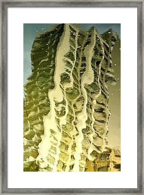 Unreal Estate Framed Print by Dean Harte