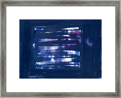 Untitled # 34 Framed Print
