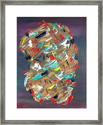 Untitled 1 Framed Print by Tony Allison