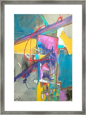 Untitled 1 Framed Print by Travis Hart
