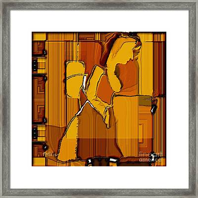 Untitled 191 Framed Print by Nedunseralathan R