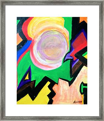 Untitled 3 Framed Print by Tony Allison