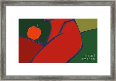 Untitled 31 Framed Print
