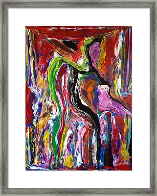 Untitled 4 Framed Print by Tony Allison