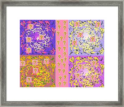 Untitled 5 Framed Print by Robyn Louisell