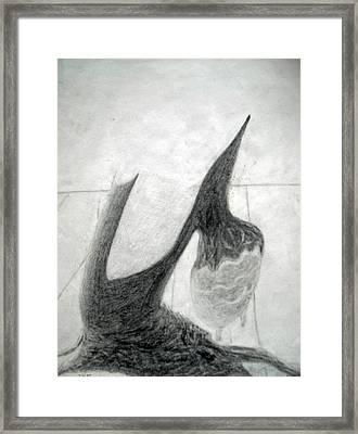 Untitled 6 Framed Print by Duwayne Washington