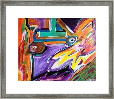 Untitled 6 Framed Print by Tony Allison