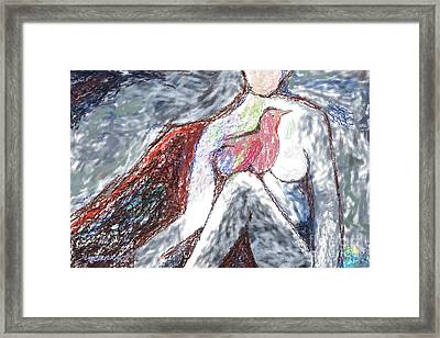 Untitled 6 Framed Print