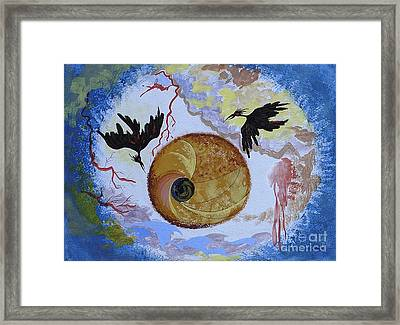 Untitled 8 Framed Print