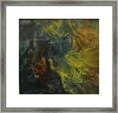 Untitled Framed Print by Brenda Chapman