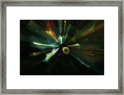 Untitled Framed Print by Ellery Russell