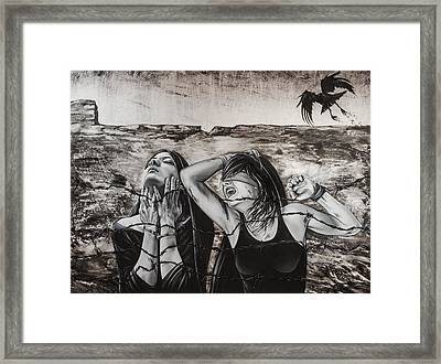 Untitled Framed Print by Mahtab Alizadeh