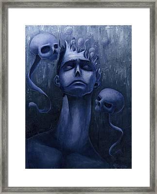 Untitled Framed Print by Michael Trujillo