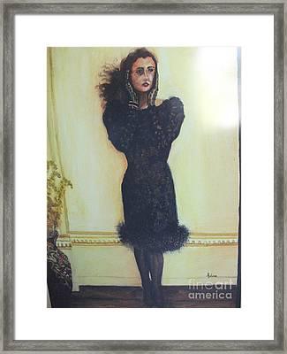Unvogued #12  Framed Print
