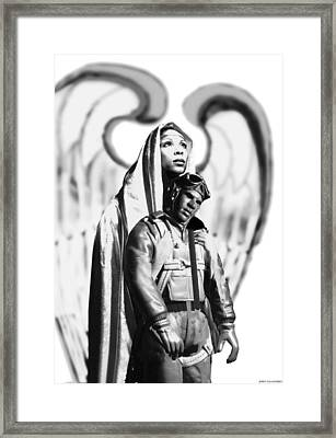Upon The Altar Of Freedom Framed Print