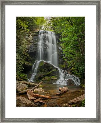 Upper Catawba Framed Print