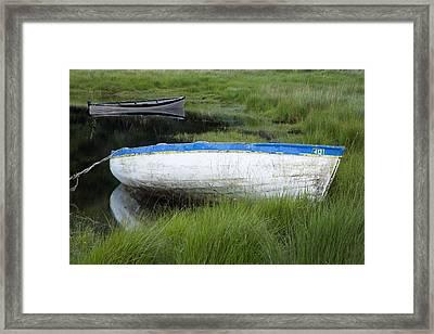 Upper Lake, Killarney National Park Framed Print by Richard Cummins
