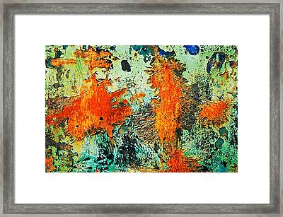 Upward Mobility Framed Print