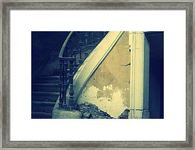 Urban Decay Framed Print by Georgia Fowler