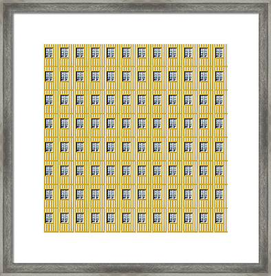 Urban Graphics 000002 Framed Print by Dias Dos Reis