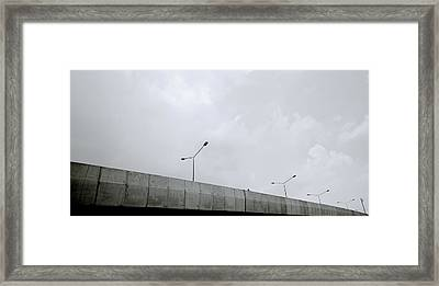 Urban Modernity Framed Print by Shaun Higson