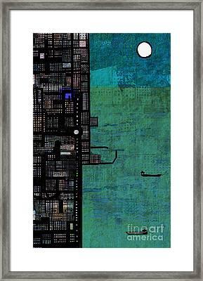 Urbanizacion 3 Framed Print by Andy  Mercer