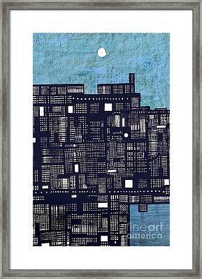 Urbanizacion 4 Framed Print by Andy  Mercer