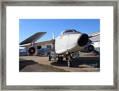 Us Fighter Jet Plane . 7d11223 Framed Print by Wingsdomain Art and Photography