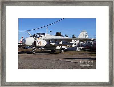 Us Fighter Jet Plane . 7d11238 Framed Print by Wingsdomain Art and Photography