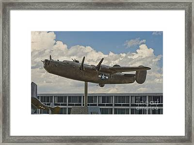 Usafa Air Model 5 Framed Print