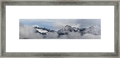 Ushuaia  Framed Print