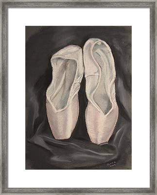Vaganova Framed Print
