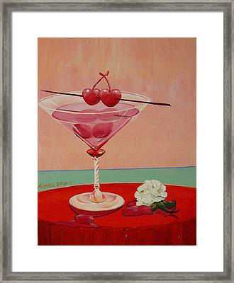 Valentini I Framed Print by Michael Baum