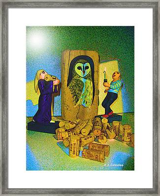 Valued Treasure Framed Print