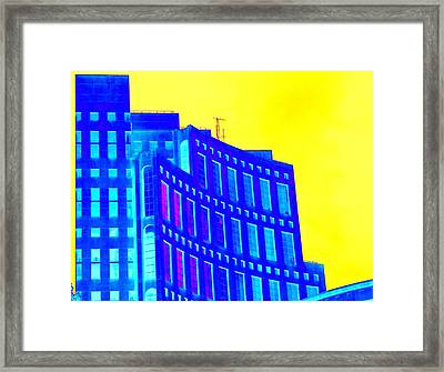 Vancouver Library 3 Framed Print by Randall Weidner