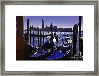 Venice Dream Framed Print