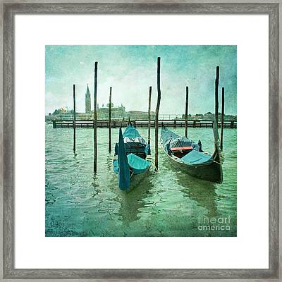 Venice Framed Print by Paul Grand