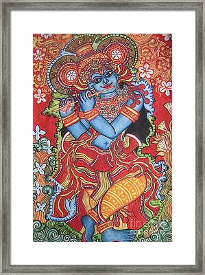 Venugopala Framed Print